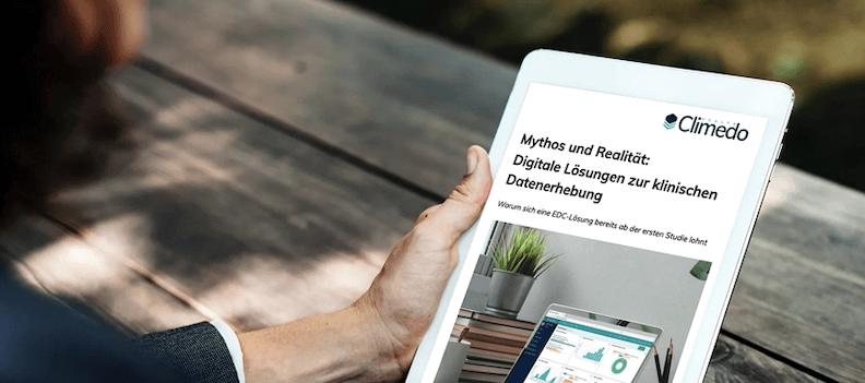 Mythos und Realität: 4 Annahmen über elektronische Datenerhebung (EDC)