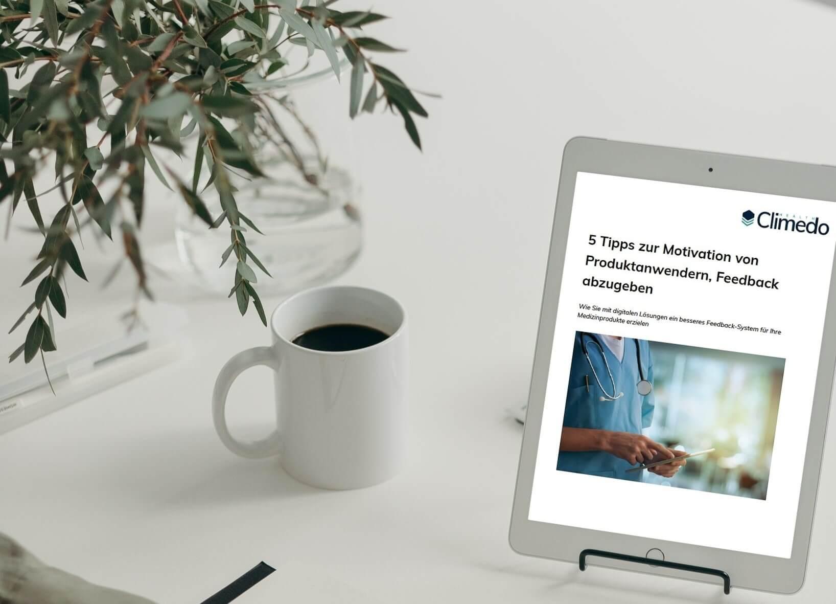 Neues Whitepaper: 5 Tipps zur Motivation von Produktanwendern, Feedback abzugeben